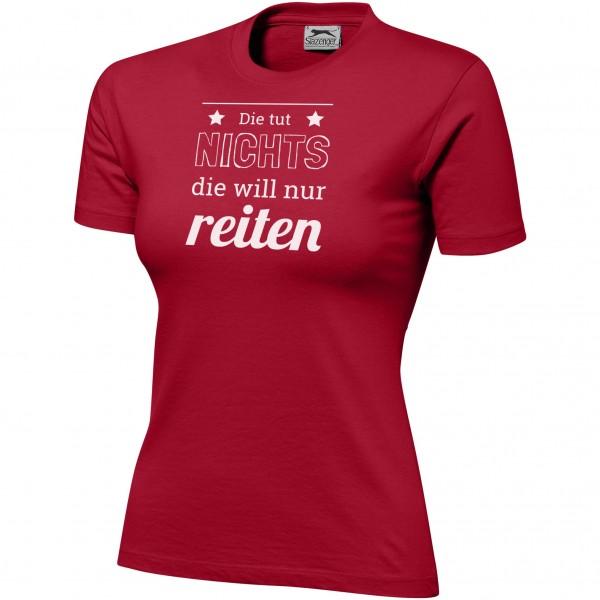 Sprüche-Shirt Damen